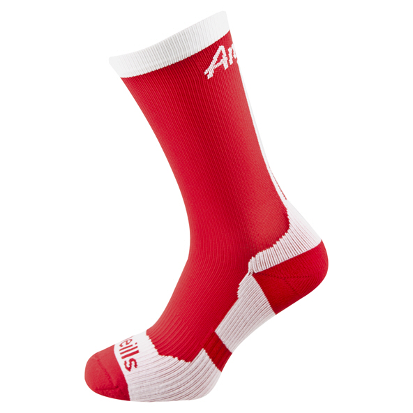 O'Neills Louth 2019 Kids' Home Midi Sock, Red