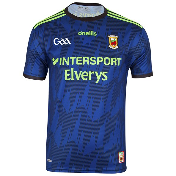 O'Neills Mayo 2019 Kids' Alternate Jersey, Blue