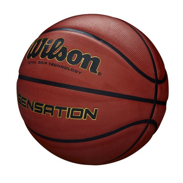 Wilson Sensation Basketball - 7, Orange