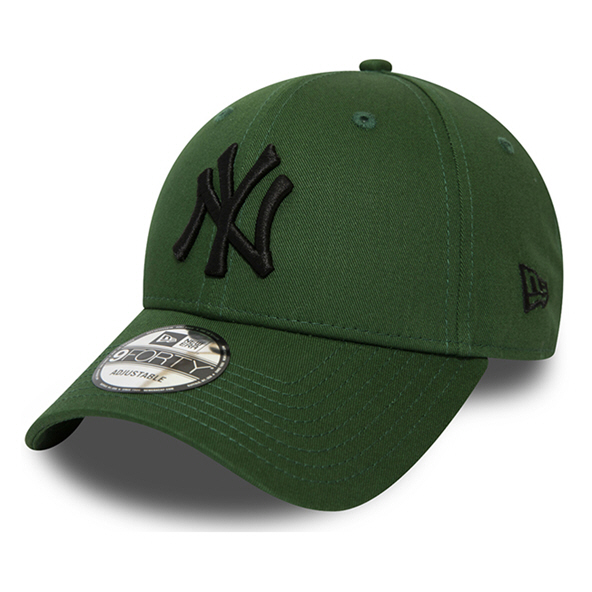 New Era NY Yankees 9Forty Baseball Cap, Green