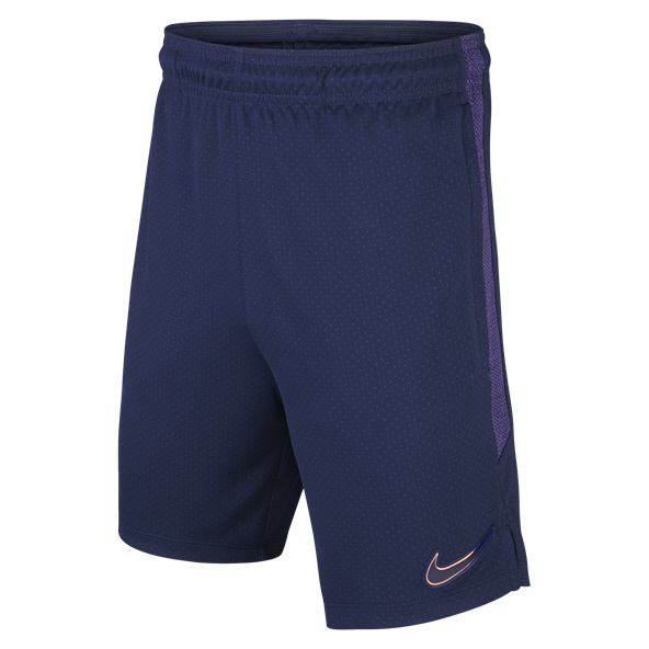 Nike Spurs 19 Kids Strike Short Navy