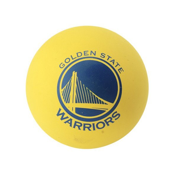 Spalding NBA Spaldeens Warriors Ball Yellow