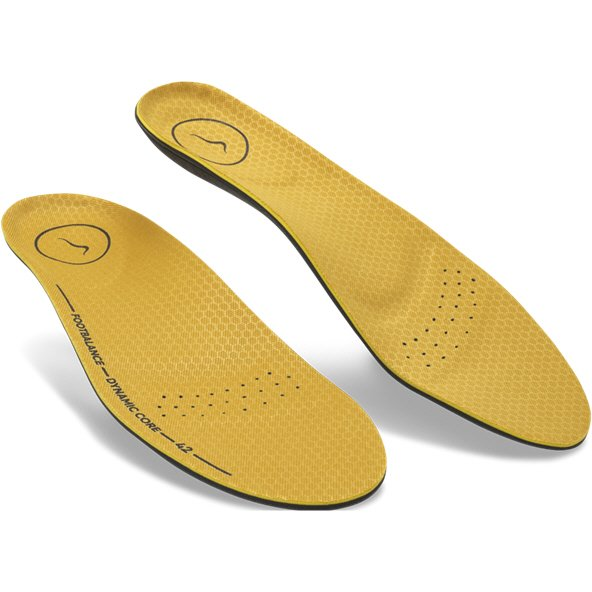 FootBalance 100% Impact Insole Yellow