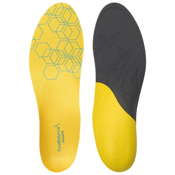 FootBalance Quickfit Balance Narrow Yellow