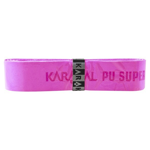 Karakal PU Super Hurling X-Long Grip Pink