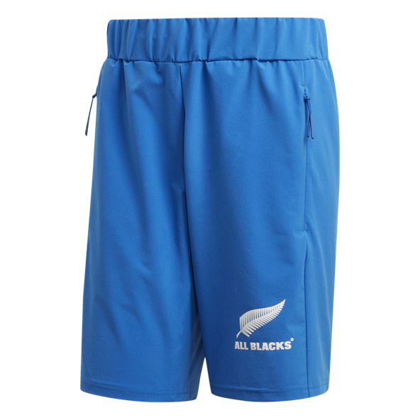 adidas All Blacks Woven Short, Blue