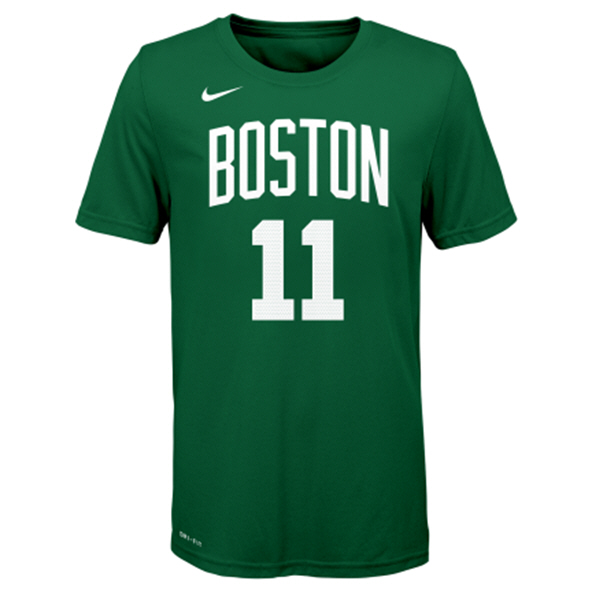 Nike Celtics Irving Kids Tee Green