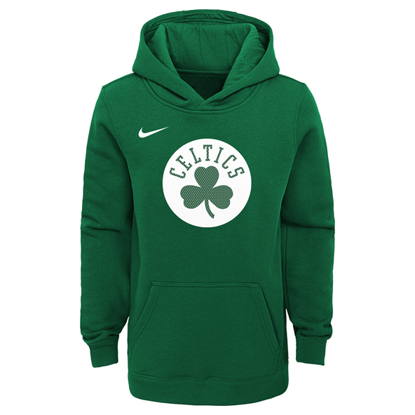 Nike Celtics Kids Hoody Green