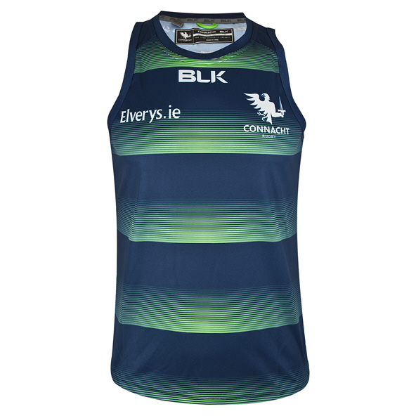 BLK Connacht 2019 Training Singlet, Navy