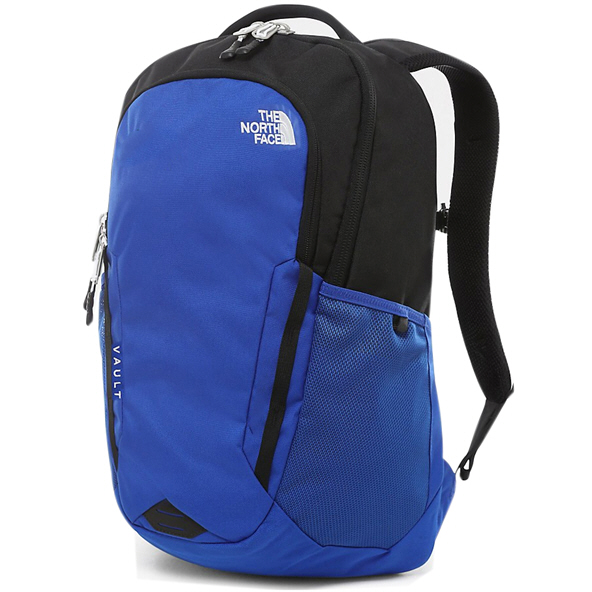 The North Face Vault Backpack, Blue/Black