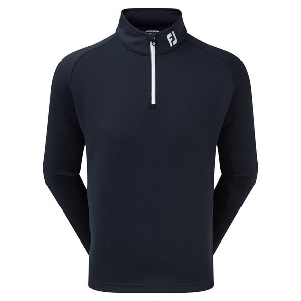Footjoy Chill Out Men's ¼ Zip Golf Top, Navy