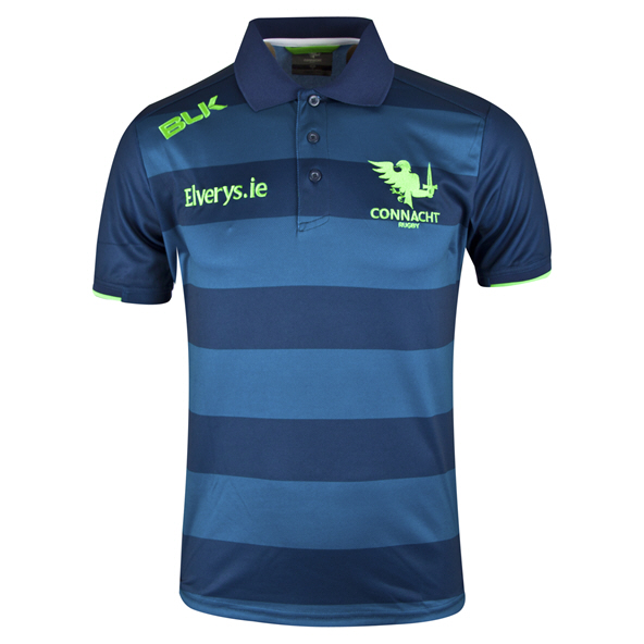 BLK Connacht 2019 Team Polo, Navy