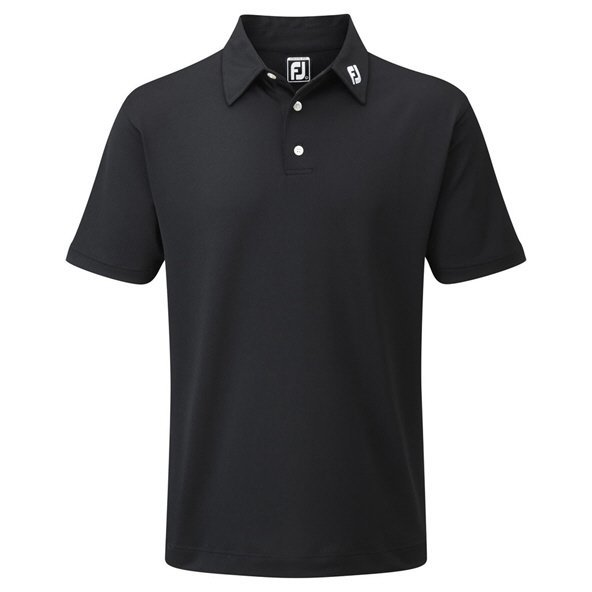 Footjoy Performance Polo Black