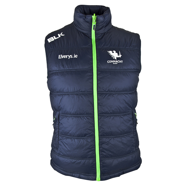 BLK Connacht 19 Gilet Navy