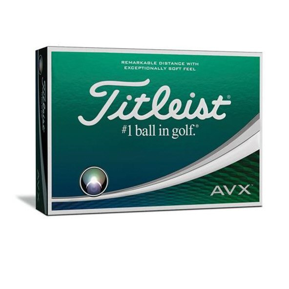 Titleist AVX™ Dozen Golf Ball White