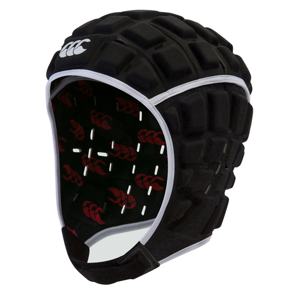 Canterbury Reinforcer Headguard, Black