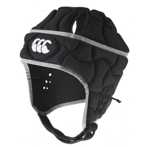 Canterbury Club Plus Headguard, Black