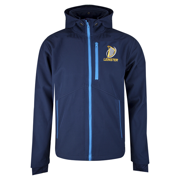 Tradcraft Leinster Soft Shell Jacket Nav