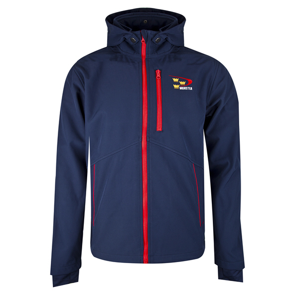 Tradcraft Munster Soft Shell Jacket Navy