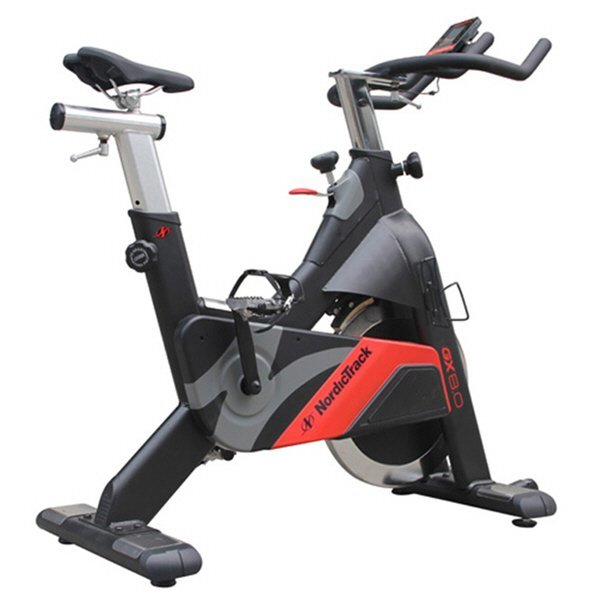 NordicTrack GX 8.0 Spin Bike, Black
