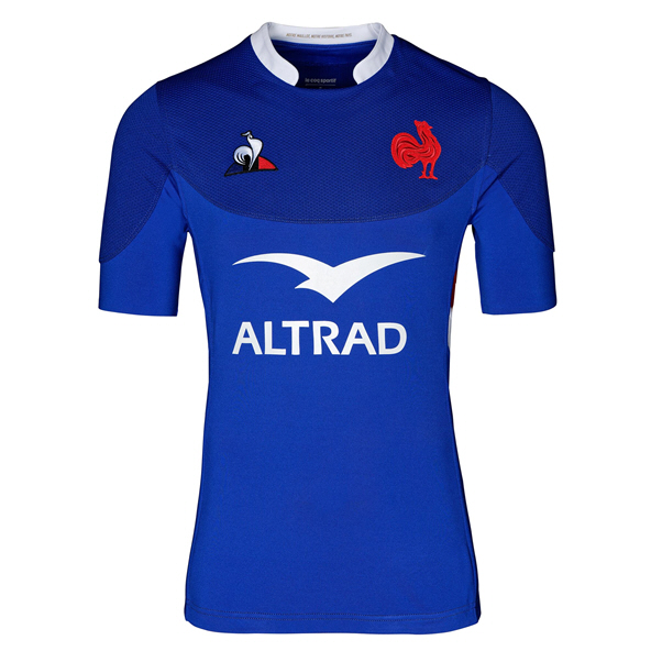 LCS France Home 19 Jersey Blue