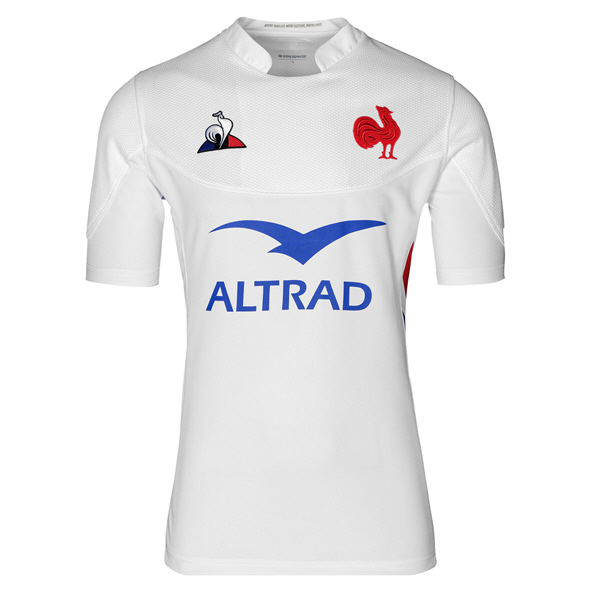 LCS France Away 19 Kids Jersey White
