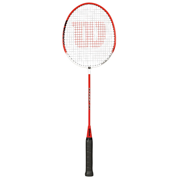 Wilson Champ 90 Badminton Racket Red/White