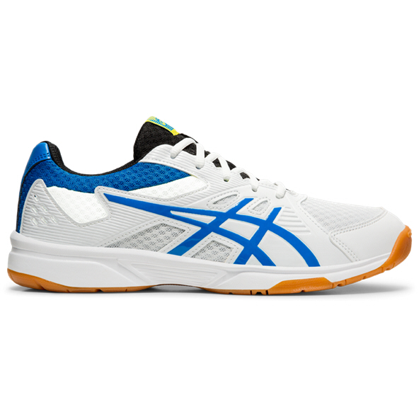 Asics Upcourt 3 Men's Squash Shoe, White