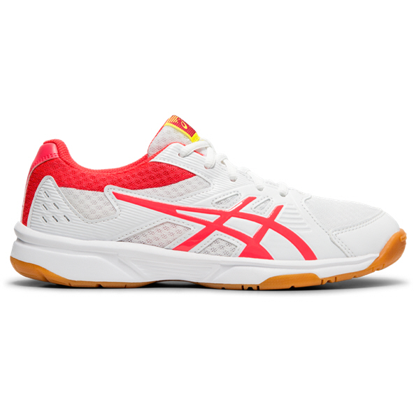 Asics Upcourt 3 Women's Squash Shoe, WhIte