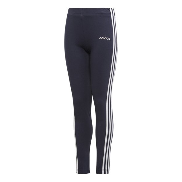 adidas E 3S Cotton Girls Tight Navy/Whit