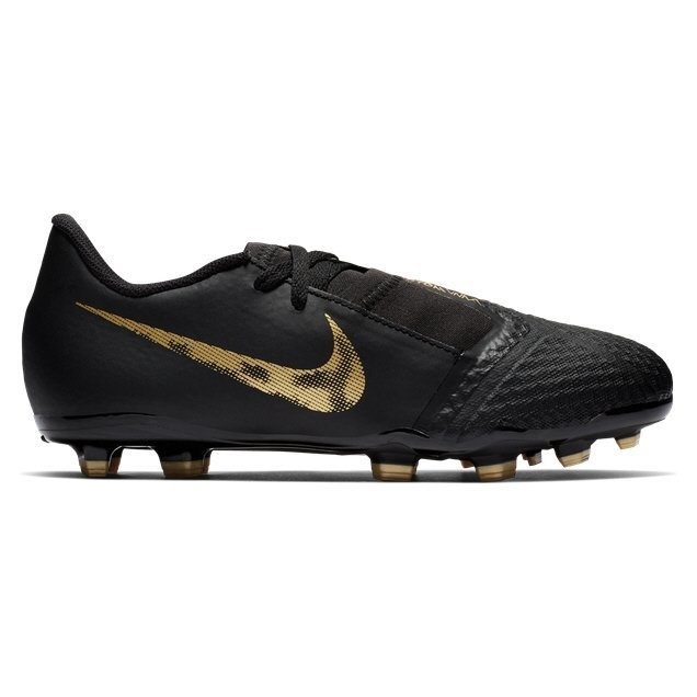 Nike Phantom Venom Academy Kids' FG Football Boot, Black