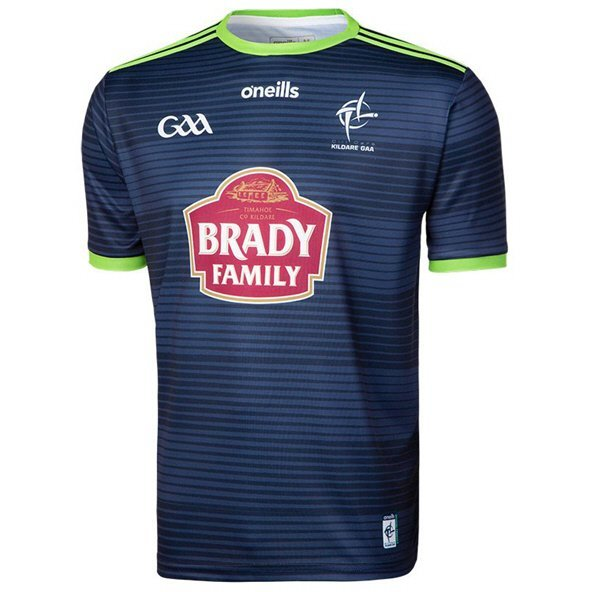O'Neills Kildare 2019 Away Player Fit Jersey, Navy