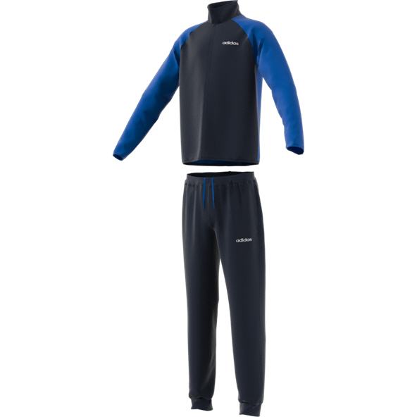 adidas Entry Boys Tracksuit Navy