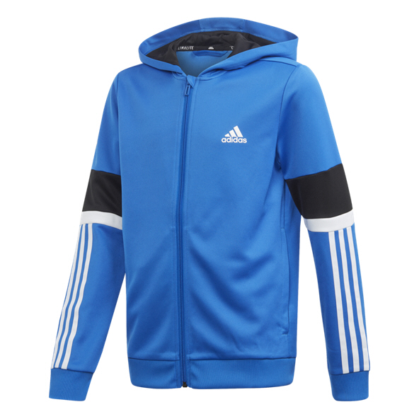 adidas Equip FZ HD Boys Blue/Black/White