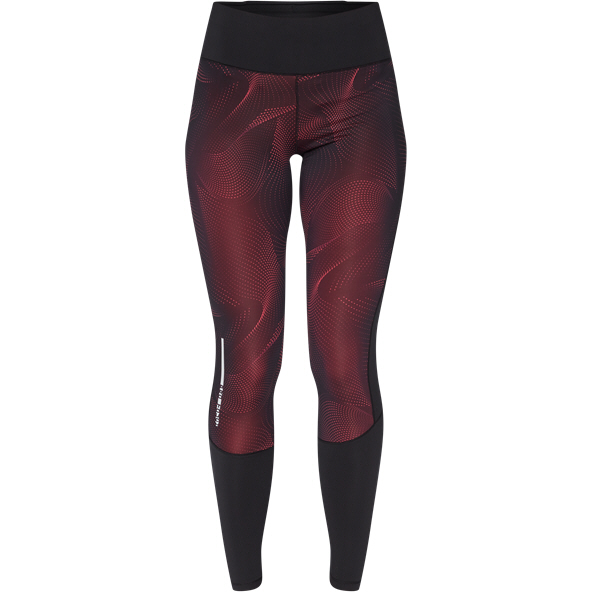 Pro Touch Bella Women's LongTights Black/Red