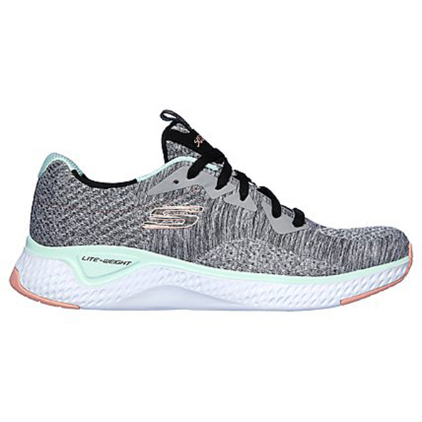 Skechers Solar Fuse Women's Training Shoe, Grey
