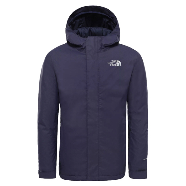The NorthFace Snowquest Boys Jkt Navy