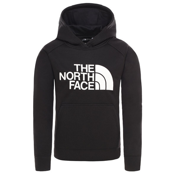 The NorthFace Surgent Boys Hoody Black