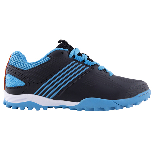 Grays Flash 2.0 Hockey Kids Shoe Blk/Blu