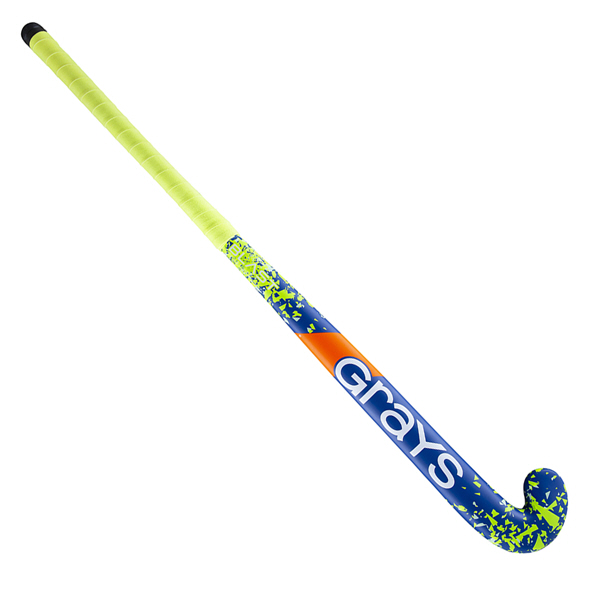 Grays Blast Junior Stick Blue/Yellow