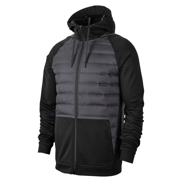 Nike Therma Full Zip Men's Hoody Black
