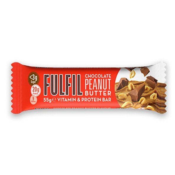 Fulfil Chocolate Peanut Butter Bar
