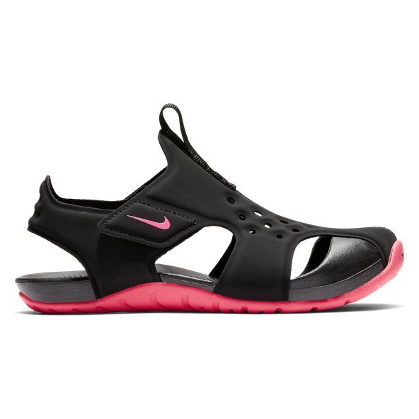 Nike Sunray Protect Junior Girls' Sandal, Black