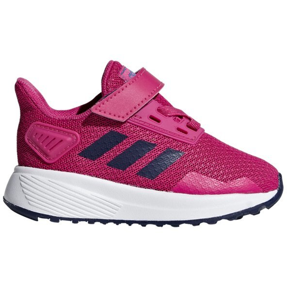 adidas Duramo 9 Infant Girls' Trainer, Pink