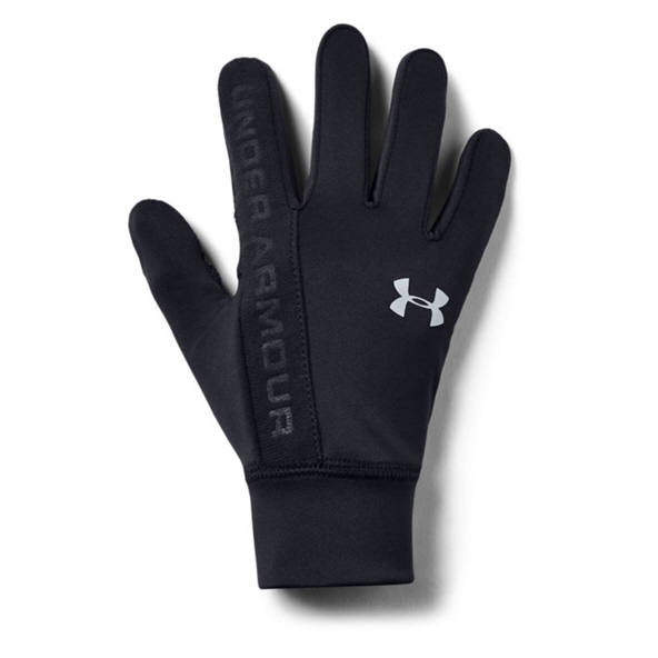 Under Armour® Liner Boys' Glove, Black