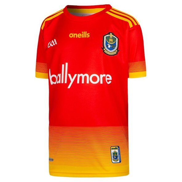 O'Neills Roscommon 2019 Kids' GK Jersey, Red