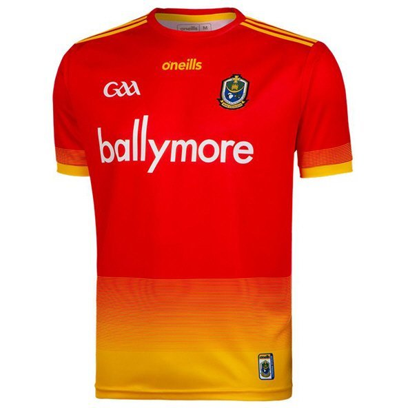 O'Neills Roscommon 2019 Goalkeeper Jersey, Red