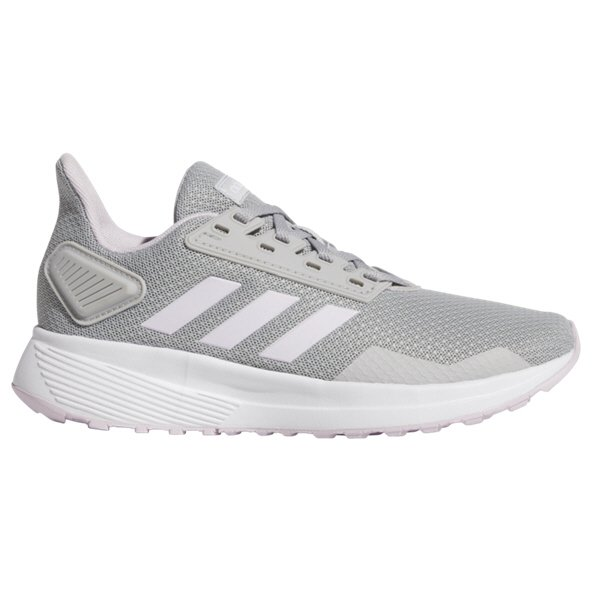 adidas Duramo 9 Girls' Running Shoe, Grey