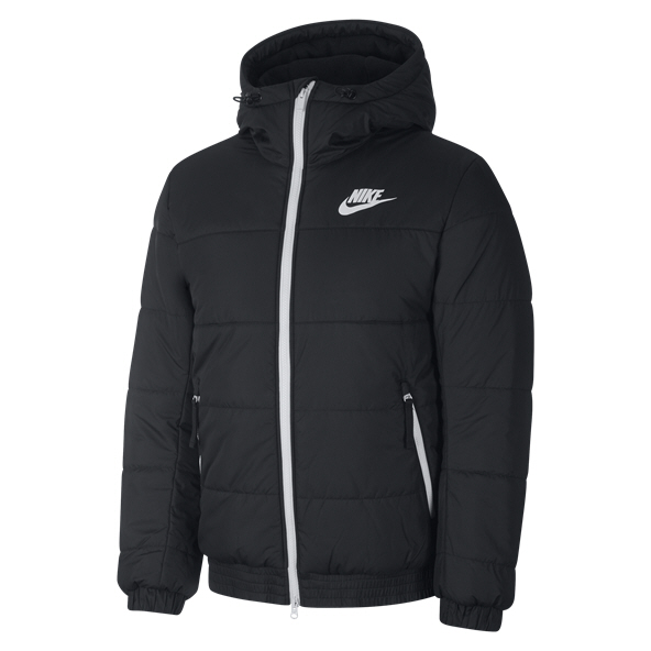 Nike NSW Syn Fill Mens FZip Jacket Blk