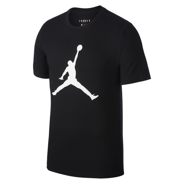 Nike Jordan Jumpman Men's T-Shirt Black